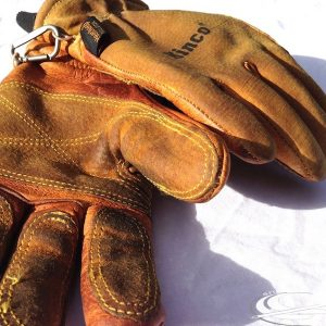 Kinco ski gloves
