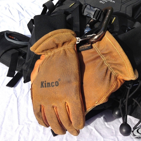 Wintersport handschoenen Kinco