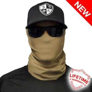 Bandana tactical tan