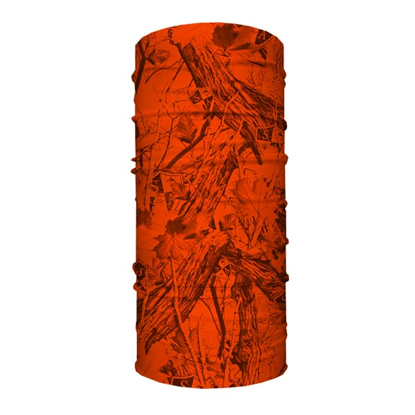 Faceshield Forest Camo Orang