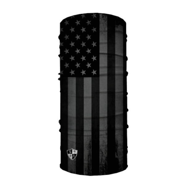 Faceshield Blackout American Flag